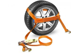 Zurrgurt Fahrzeugsicherung