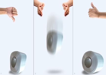 GrizzlyStrap® Umreifungsband KF Komposit in Form bringen