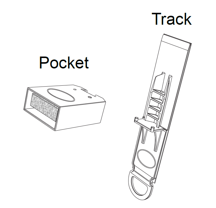 Pocket und Track