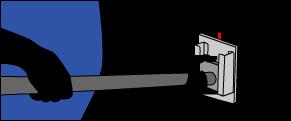 Zeichnung 1-4 Zweites Logipad anbringen