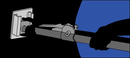 Zeichnung 2-4 Zweites Logipad anbringen