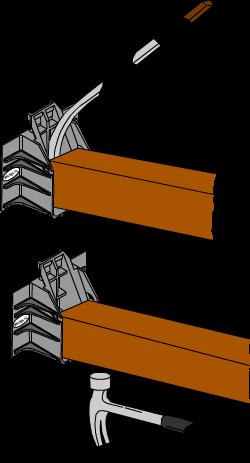 Zeichnung Wedge XL entfernen