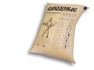 GrizzlyBag® Stausack Kraftpapier 2-PLY (zweilagig)