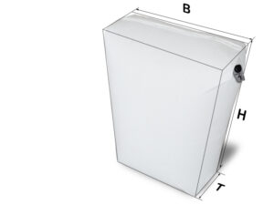 GrizzlyBag® Stausack PP-Gewebe HEAVY 3D